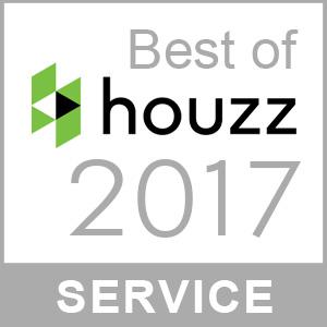 Houzz, HouzzUK, BestofHouzz2017, BestofHouzzService2017