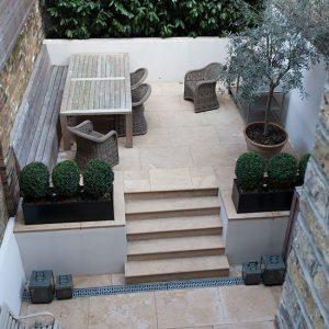 small garden, ideas for small gardens, ideal home, small garden design, garden design Hampshire,