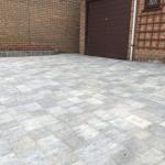 Driveway - Marshalls Tegula in Pennant Grey