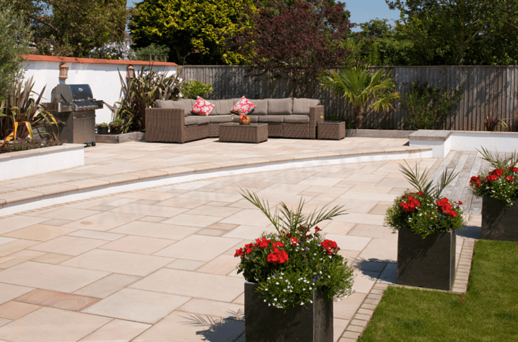 Landscapers in Hampshire