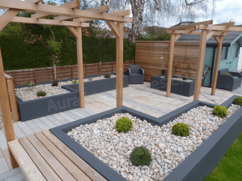 Garden Transformations | Aura Landscapes, Southampton ...