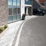 Driveway - Marshalls Argent in Dark and Light